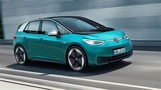 volkswagen id 3 2020 the 2020 volkswagen id 3 aims to be a 341 mile electric