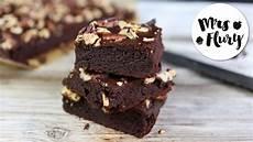 Gesunde Brownies Rezept Ohne Zucker Glutenfrei Gesund