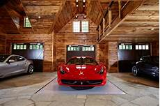 Luxury Garages Where The Car Is King Wsj Mansion Wsj