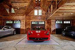 Luxury Garages Where The Car Is King—WSJ Mansion  WSJ