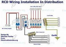 wiring of distribution board wiring diagram with dp mcb and sp mcbs electric in 2019