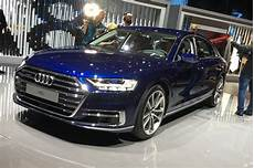 2019 Audi A8 Rolls In Ready To Drive Itself Automobile