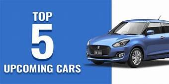 Top 5 Upcoming Cars In India To Watch Out For