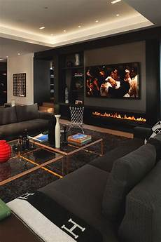 Living Room Home Theater Decor Ideas by 10 Ways To Create An Awesome Bachelor Pad For Real