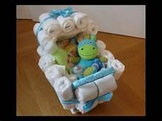 Babyzauber Wie Bastelt Einen Windelkinderwagen
