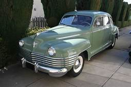 Hollywood Bobs Movie Cars  1942 Chrysler Royal