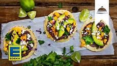 Veggie Tacos Selber Machen Mexikanische Tortillas Mit