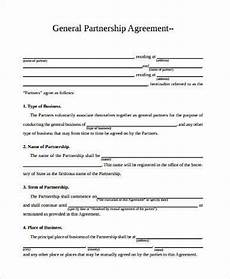 free 8 sle general agreement forms in pdf ms word