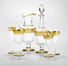 servizi di bicchieri servizio di bicchieri thisley francia louis