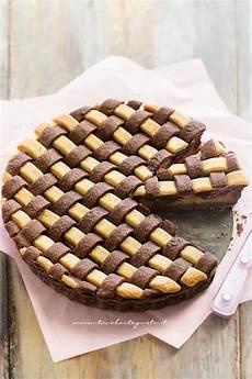 crostata crema pasticcera e nutella crostata crema e nutella ripieno morbido e frolla perfetta ricetta passo passo