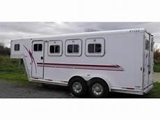 trailer exiss 2001 semi fini 3 chevaux aubaine