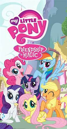 my pony friendship is magic tv series 2010 2020