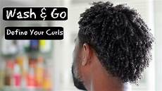 how to define curly hair wash go with eco styler argan gel josiphia rizado youtube