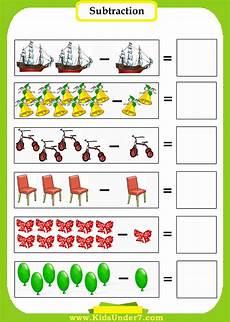 subtraction visual worksheets 10304 preschool math subtraction worksheets introduce preschoolers to ma atividades alfabetiza 231 227 o