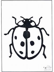 Malvorlagen Insekten Um Marienk 228 Fer Malvorlagen Insekten