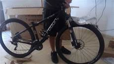 unboxing radon bike zr team 7 0 desembalando bicicleta