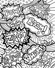 Comic Malvorlagen Comic Coloring Pages At Getcolorings Free