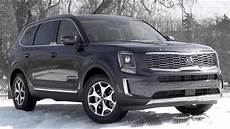 kia telluride 2020 review 2020 kia telluride review