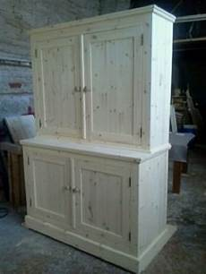 handmade kitchen furniture handmade solid wood bespoke kitchen pantry cupboard ebay