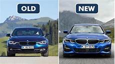 2019 bmw 3 series new vs major differences