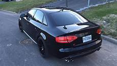 audi s4 b8 blacked out