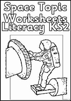 space theme teaching resources for ks1 and ks2 children including worksheets display materials