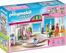 Playmobil Ausmalbilder Citylife Playmobil City 5486 Shopping Mall Clothing Boutique