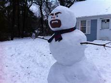 designs by ck 4 the day scary snowman