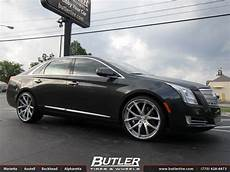 cadillac xts with 22in lexani lz 102 wheels exclusively