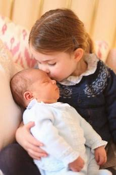 louis arthur charles uk royals release pictures of newborn prince louis