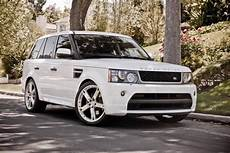 Cec Wheels 2011 Range Rover Sport With 22 Quot Antera 503 S