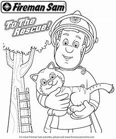fireman coloring book coloring home
