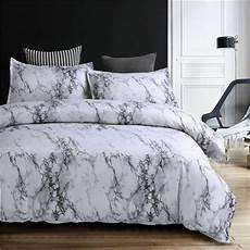 marble pattern bedding sets duvet cover 2 3pcs bed