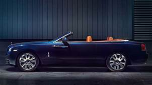 2017 Rolls Royce Dawn Wallpapers & HD Images  WSupercars