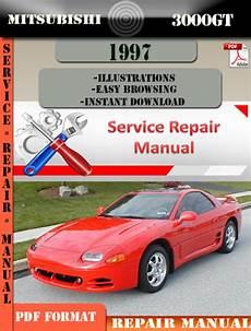 how to download repair manuals 1998 mitsubishi gto user handbook mitsubishi 3000gt 1997 digital factory repair manual download man