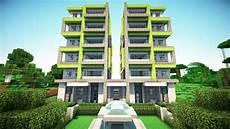 minecraft modern hotel youtube