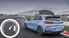 Hyundai I30 N Performance Tuning - hyundai i30 n performance 275 hp acceleration 0 100 km