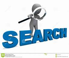 search clipart search character shows find and research