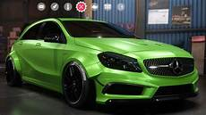 Need For Speed Payback Mercedes Amg A45 Customize