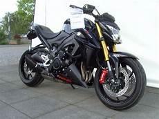 Suzuki Gsx S 1000 Abs Wirz Black Edition Vorf 252 Hrmodell