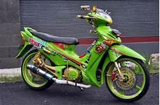 Modifikasi Motor Supra 125 D by Kumpulan Aneka Modif Motor Honda Supra X 125 Asik Oto Trendz