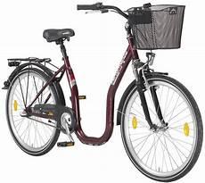 performance citybike tiefeinsteiger 187 sylt 171 26 28 zoll 1