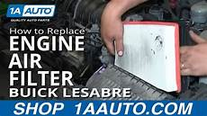 automobile air conditioning repair 1997 buick lesabre head up display how to replace engine air filter 97 99 buick lesabre youtube