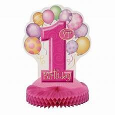 theme anniversaire 1 an centre de table anniversaire 1 an fille pour l