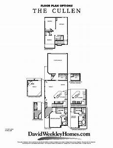 cullen house floor plan david weekley homes cullen floor plan 1 927 sq ft