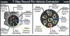wiring diagram for trailer light 7 trailer wiring