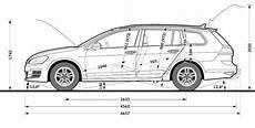 vw golf 4 technische daten volk wagon volkswagen golf variant masse