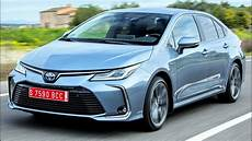 2019 Toyota Corolla Sedan Style And Performance