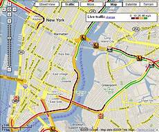 Stadtplan New York - maps new york city traffic view