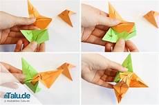 bascetta aus papier basteln faltanleitung talu de